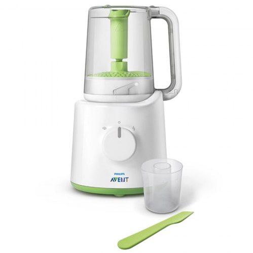 Philips AVENT Комбиниран уред за готвене на пара и блендер