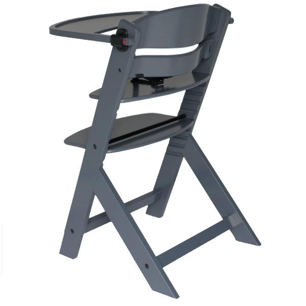 Столче за хранене KinderKraft ENOCK, Сиво