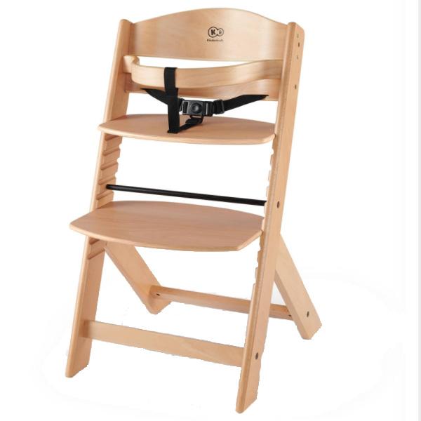 Столче за хранене KinderKraft ENOCK, Дървено