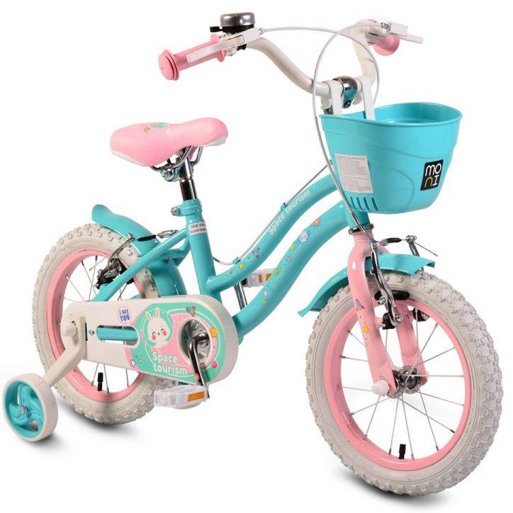 Детски велосипед 14″ – 1483 син