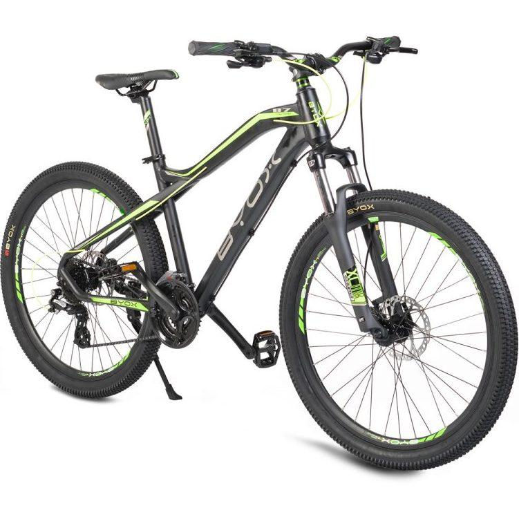 """Велосипед със скорости 26"""" B7 зелен"""