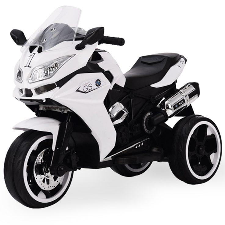 Акумулаторен мотор Torino бял