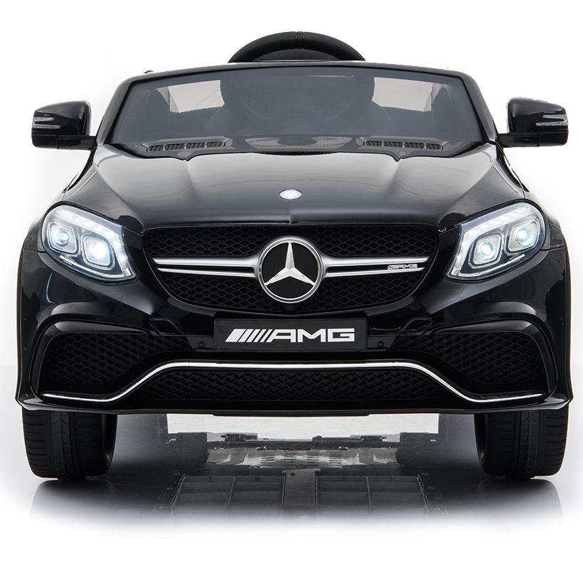 Акумулаторен джип Mercedes AMG GLE63 Coupe металик – A005 черен