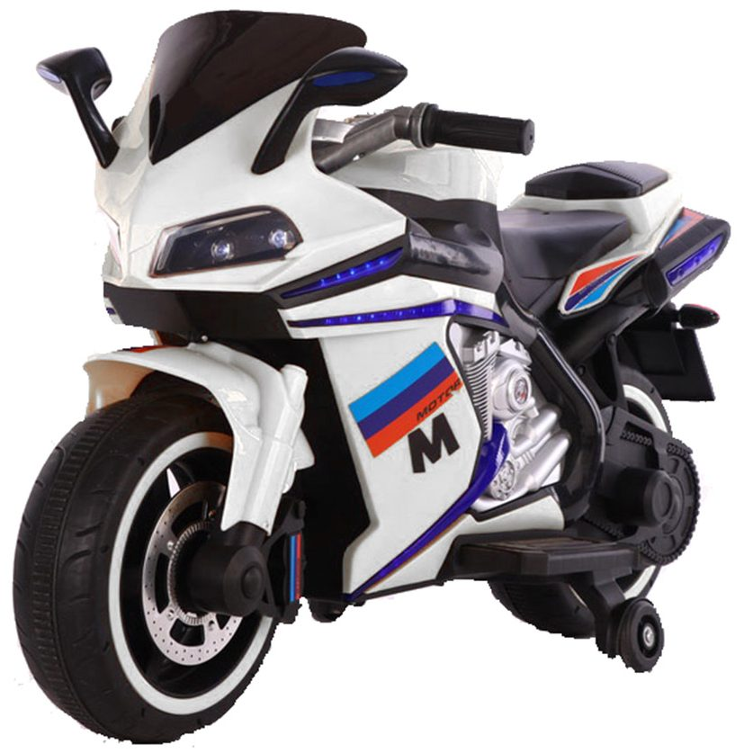 Акумулаторен мотор Sport бял