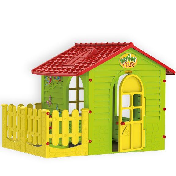 Къща малка с ограда – 10839