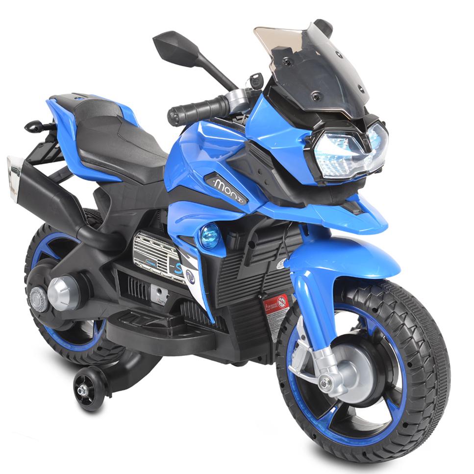 Акумулаторен мотор Rio син