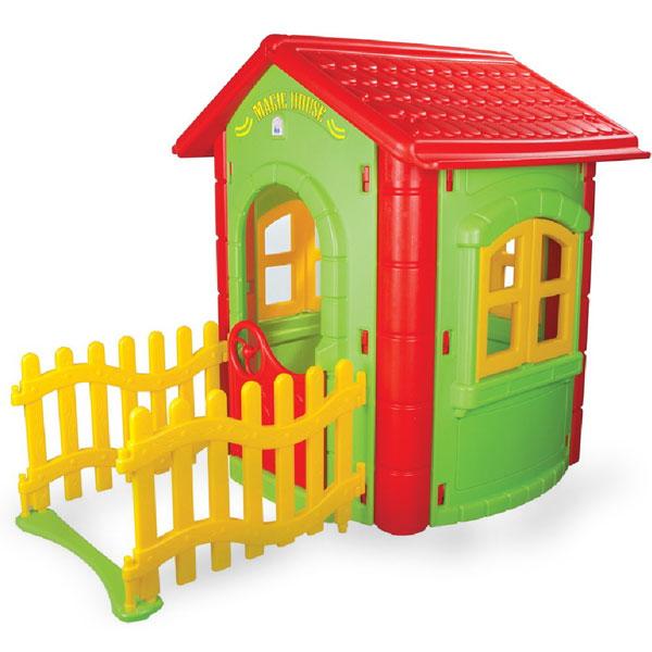 Магическа къща с ограда – 06194