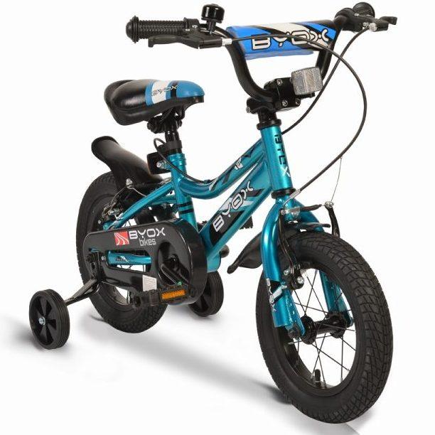 Детски велосипед 12″ Prince син