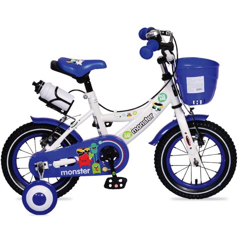 Детски велосипед 12″ – 1281 син