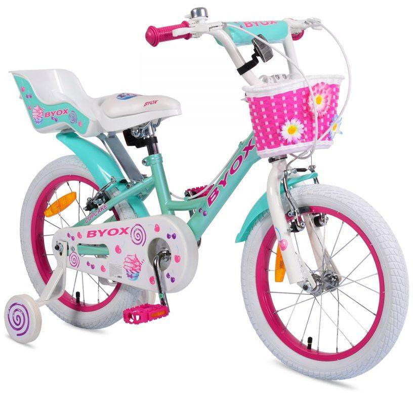 Детски велосипед 16″ Cupcake