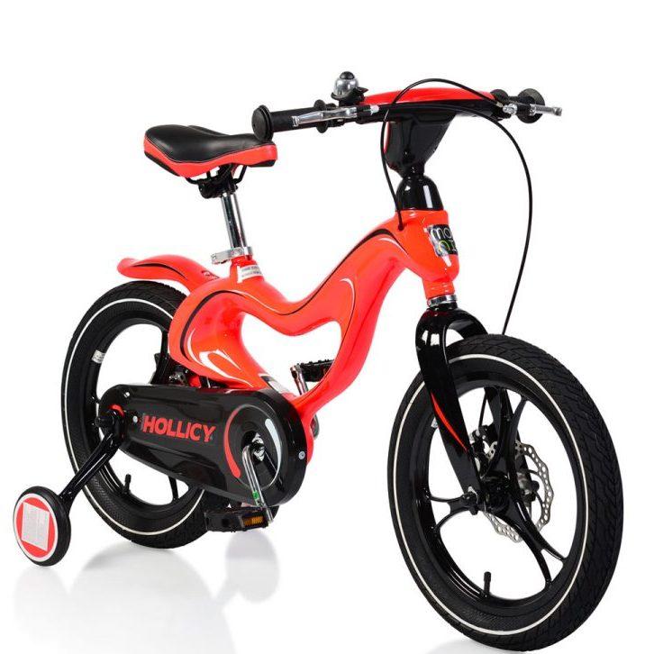 Детски магнезиев велосипед 16MH червен
