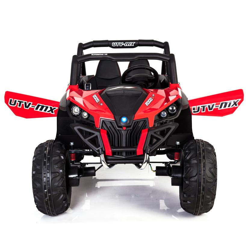 Акумулаторен джип Superstar – XMX603 червен