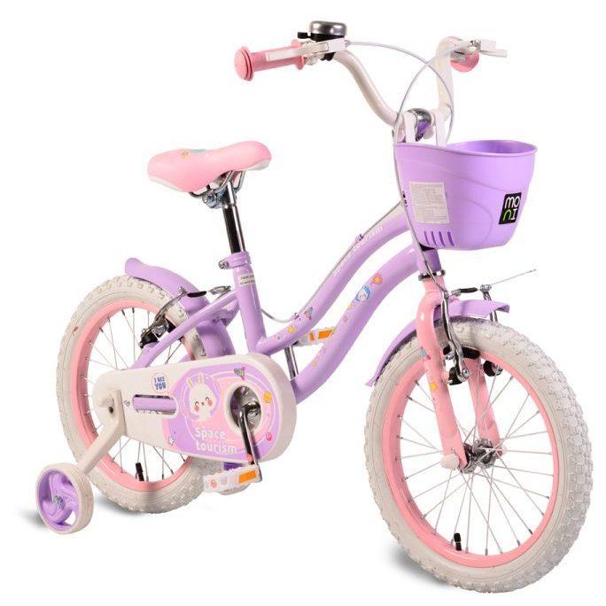 Детски велосипед 16 – 1683 лилав