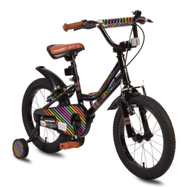 Детски велосипед 16″ Little Princess черен