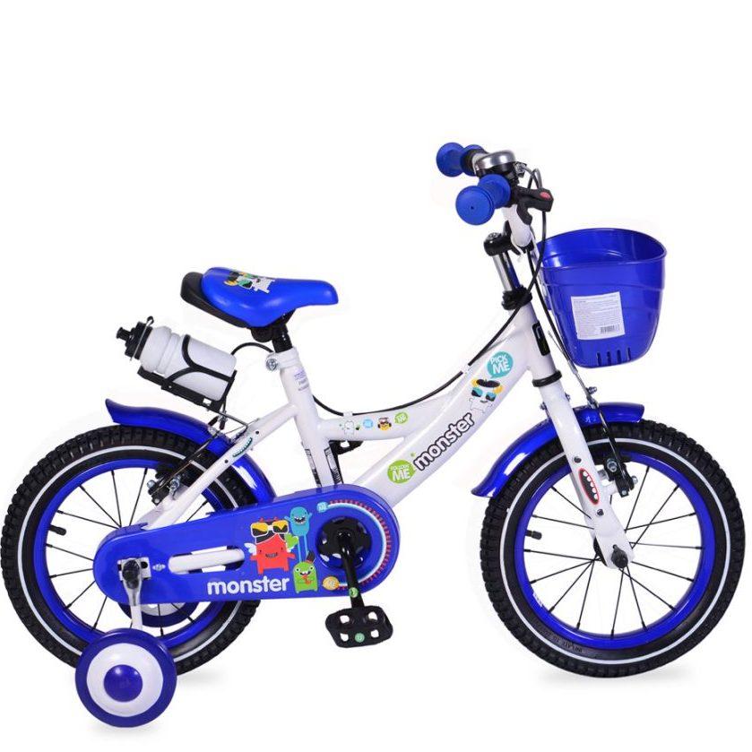 Детски велосипед 14 – 1481 син