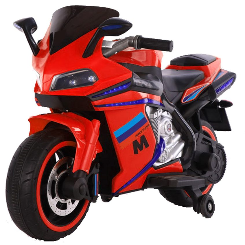 Акумулаторен мотор Sport червен