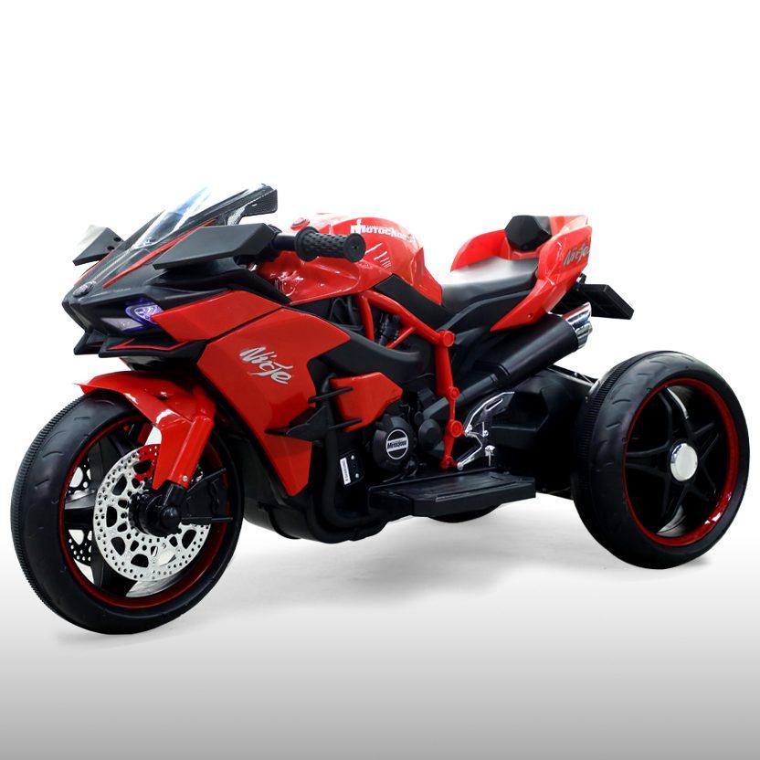 Акумулаторен мотор Ninja червен