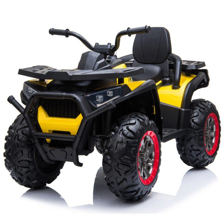 Акумулаторно бъги Desert металик – XMX607 жълто
