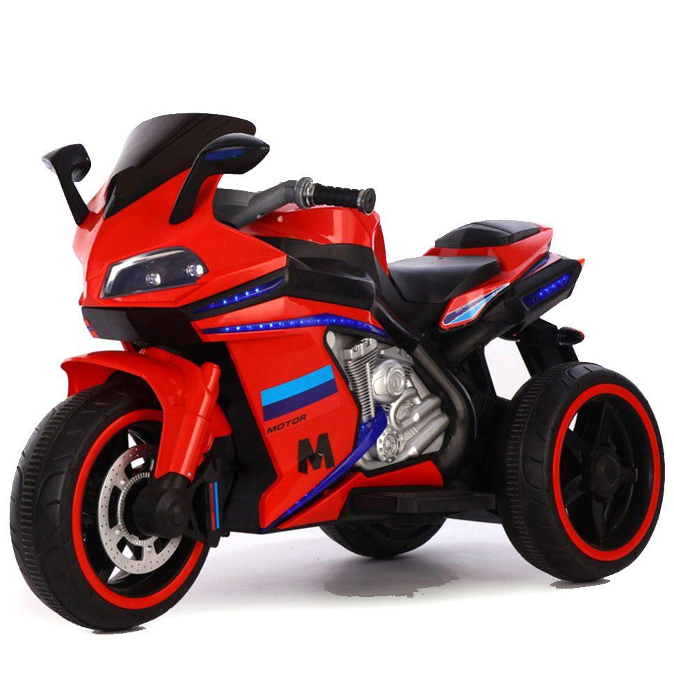 Акумулаторен мотор Legend червен