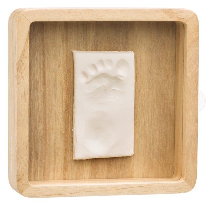 BABY ART Магична кутия за отпечатък на ръчичка или краче – Rustic Limited