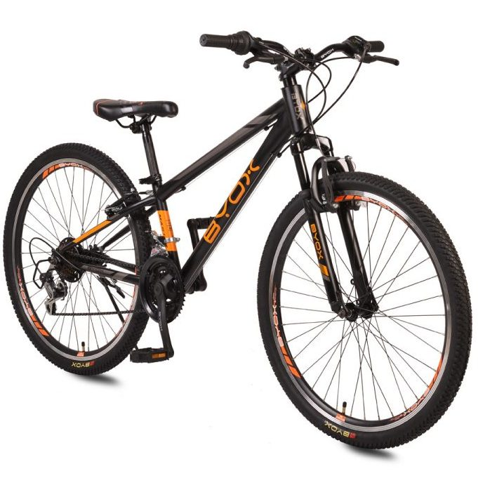 Велосипед със скорости 26″ MASTER оранжев