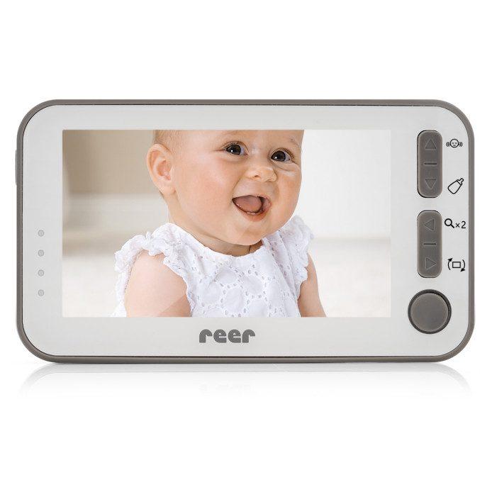 Видео бебефон Reer BabyCam L
