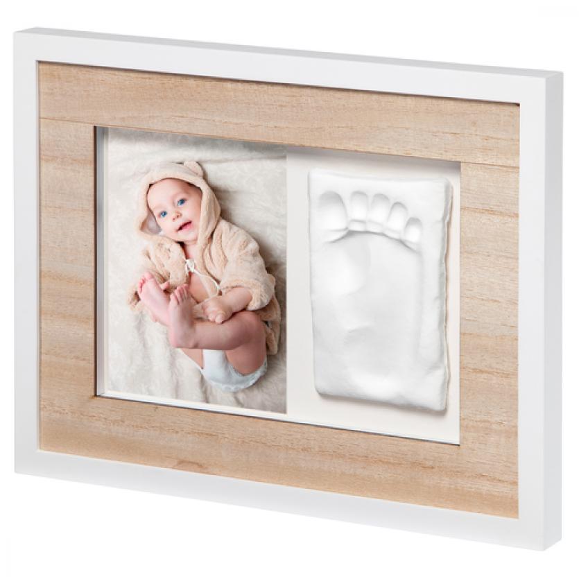 BABY ART Рамка за отпечатък със снимка Wall Print Tiny Style Wooden