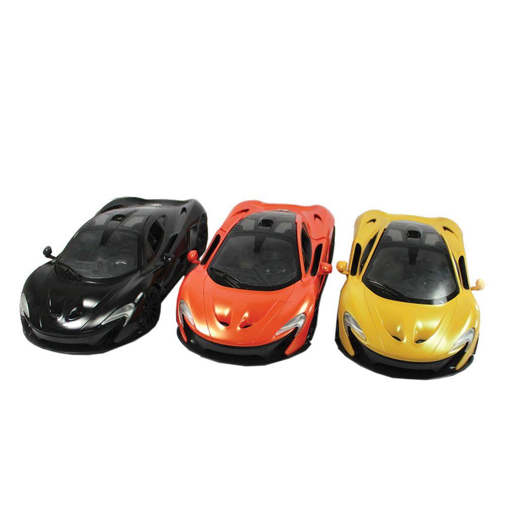 RASTAR Кола MCLAREN P1 R/C 1:14 75110 Жълт