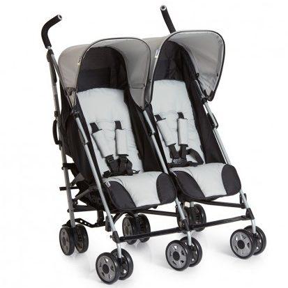 Бебешка количка HAUCK Turbo Duo Caviar/Stone