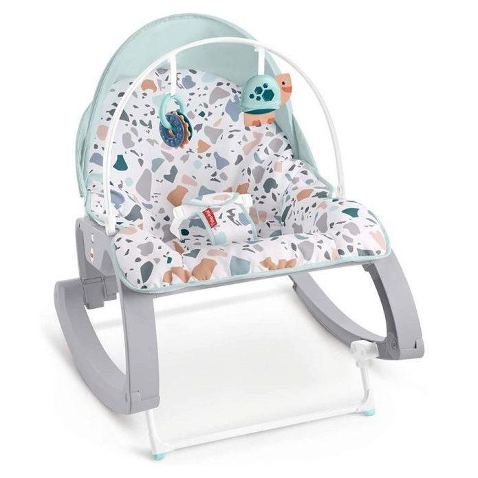 Бебешки шезлонг Fisher Price, лукс