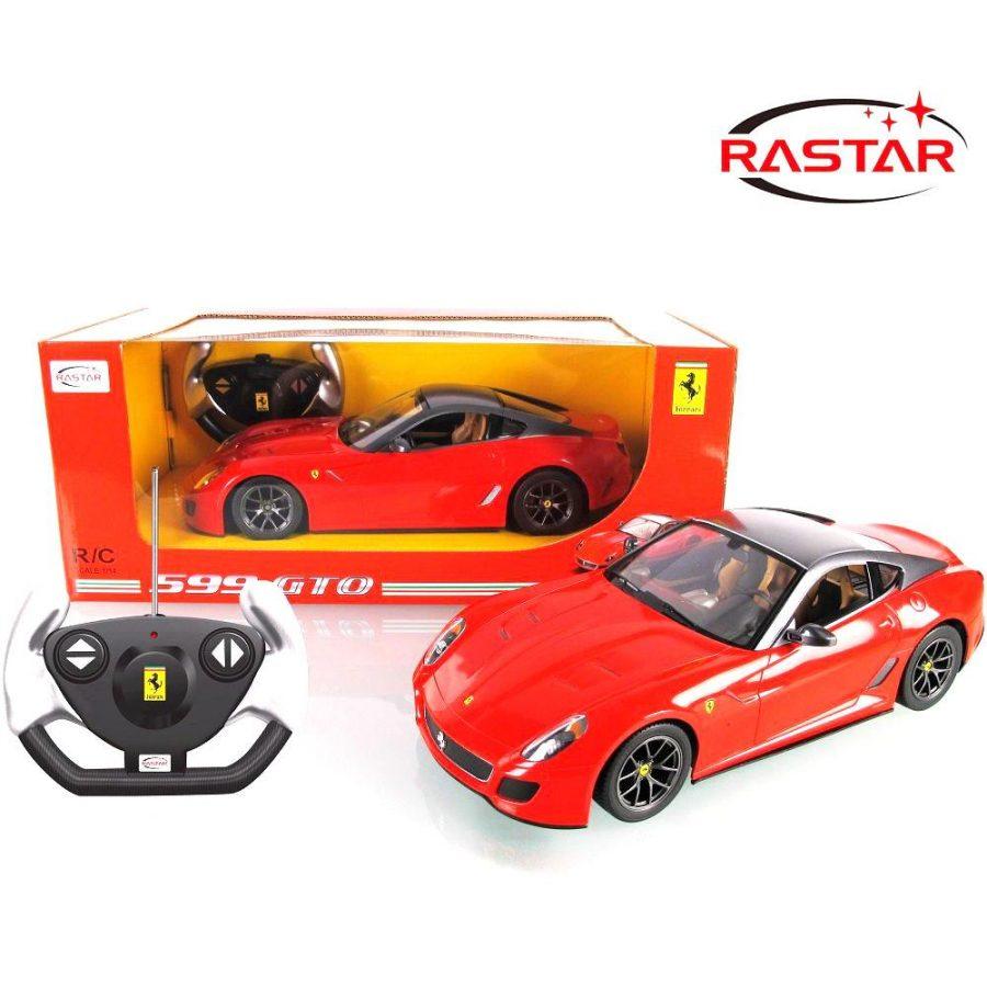 RASTAR Кола FERRARI 599 GTO RC 114