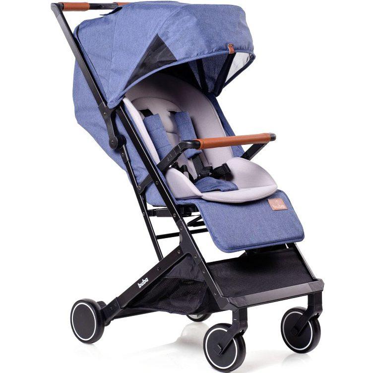 Бебешка количка Buba Primavera, Синя