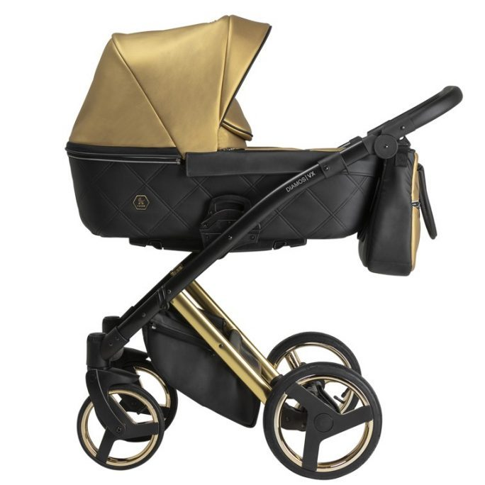 Бебешка количка Tutek DIAMOS   VX 3в1 DVXECO5