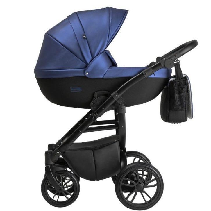 Бебешка количка Tutek GRANDER Play 3в1 BLUE G1 ECO