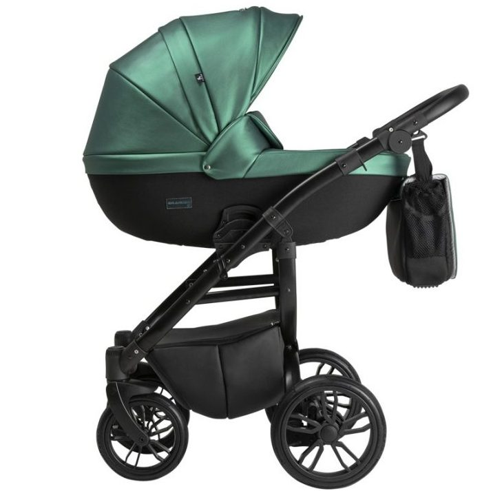 Бебешка количка Tutek GRANDER Play 3в1 GREEN G3 ECO