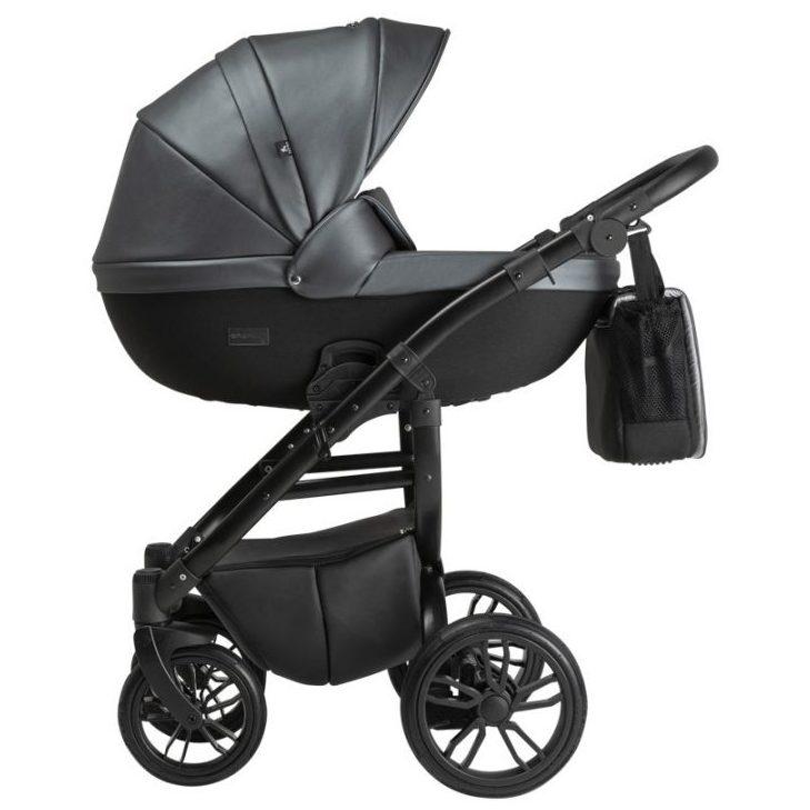 Бебешка количка Tutek GRANDER Play 3в1 GREY G2 ECO