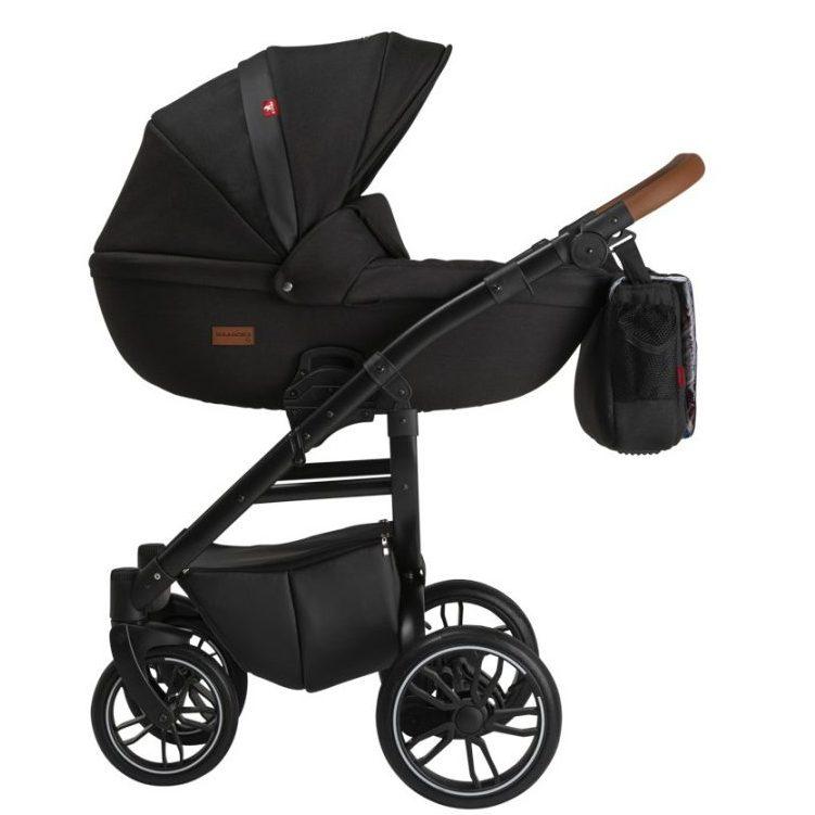 Бебешка количка Tutek GRANDER Play 3в1 G7