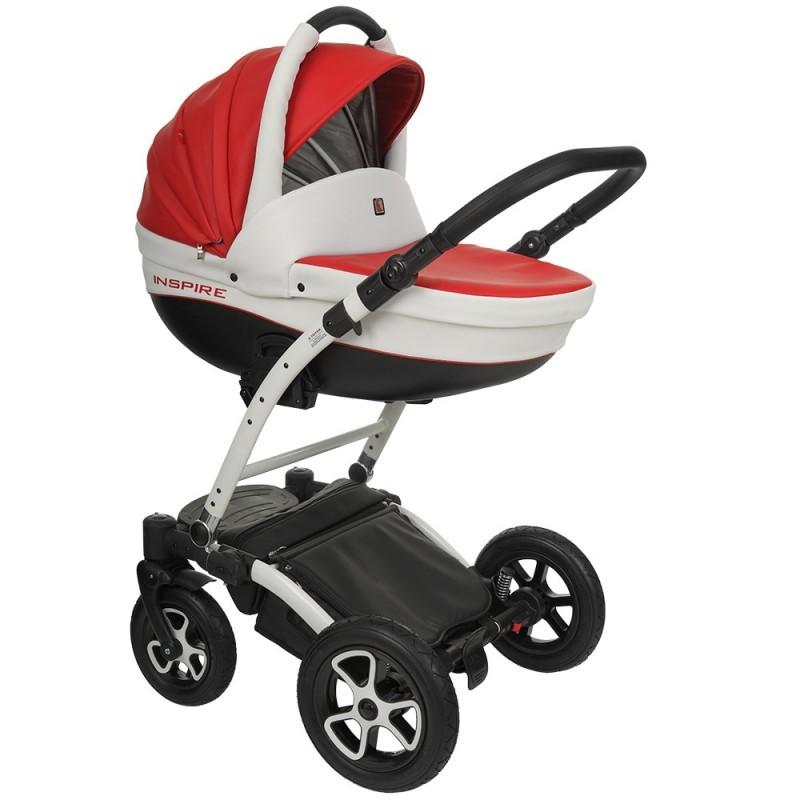Бебешка количка Tutek INSPIRE NEXT 2в1 INXECO6