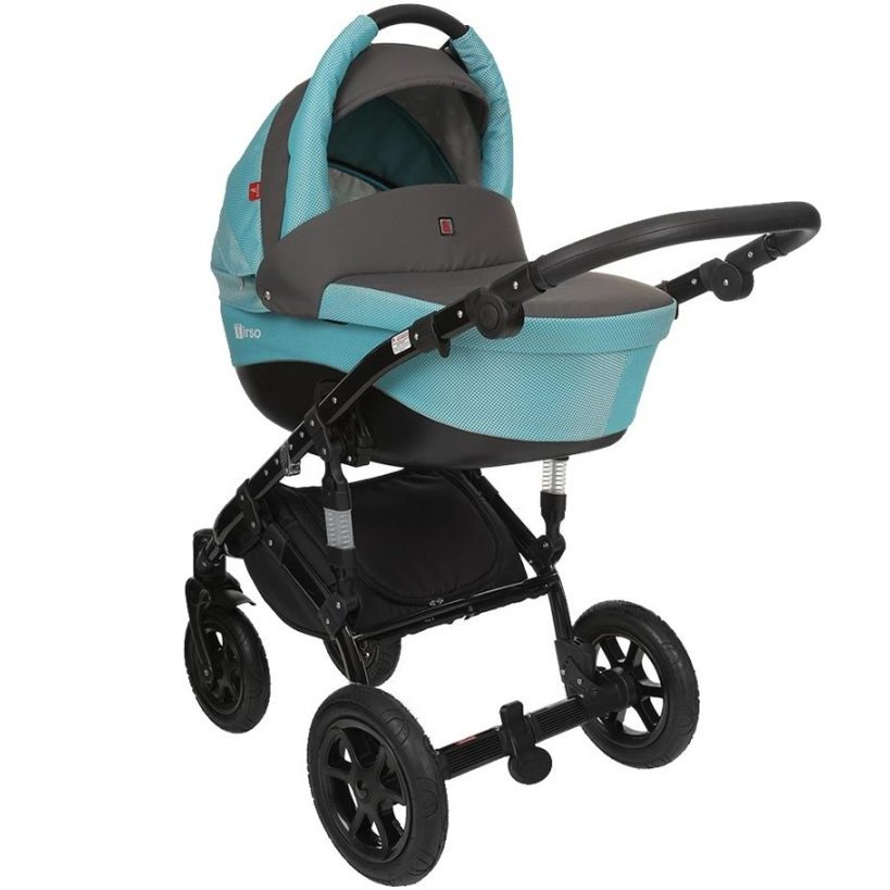 Бебешка количка Tutek TIRSO 2в1 NTR14C/C