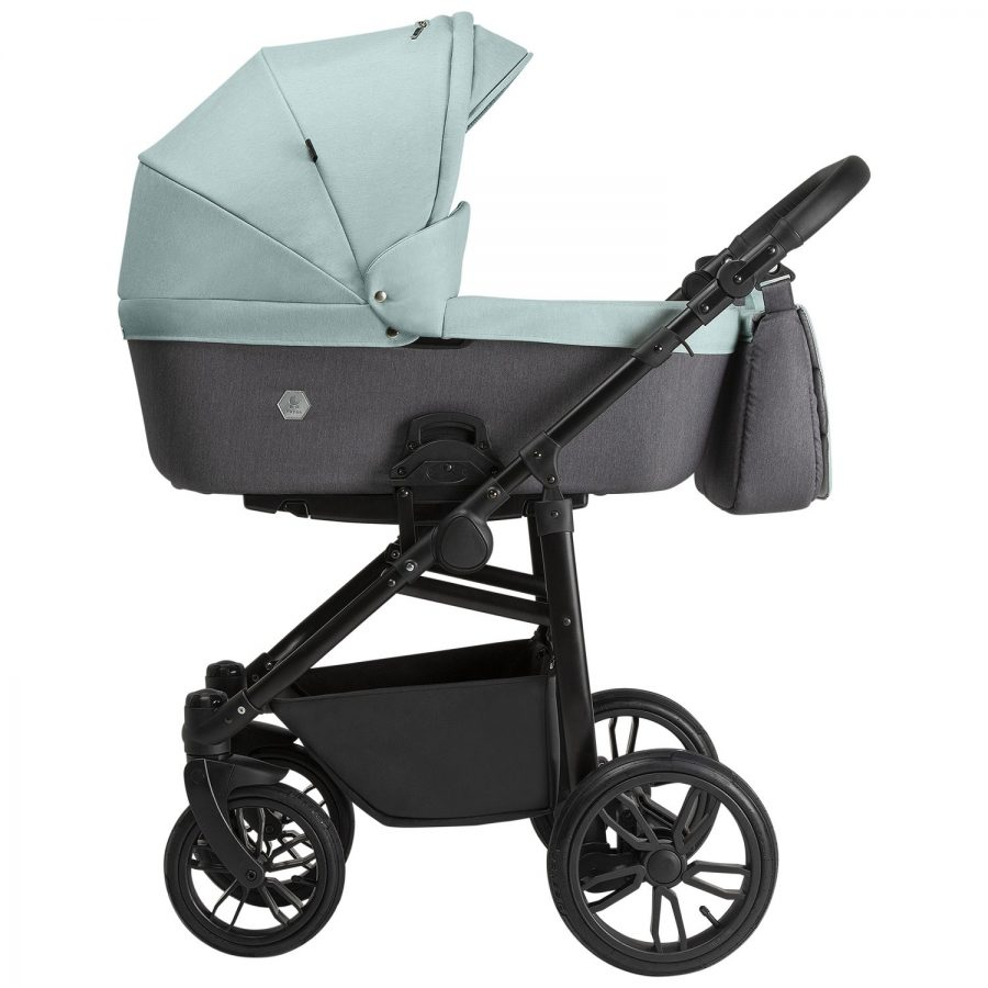 Бебешка количка Tutek XPERO 3в1 X4 Green