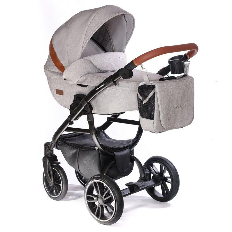Бебешка количка Tutek GRANDER Play 3в1 G1