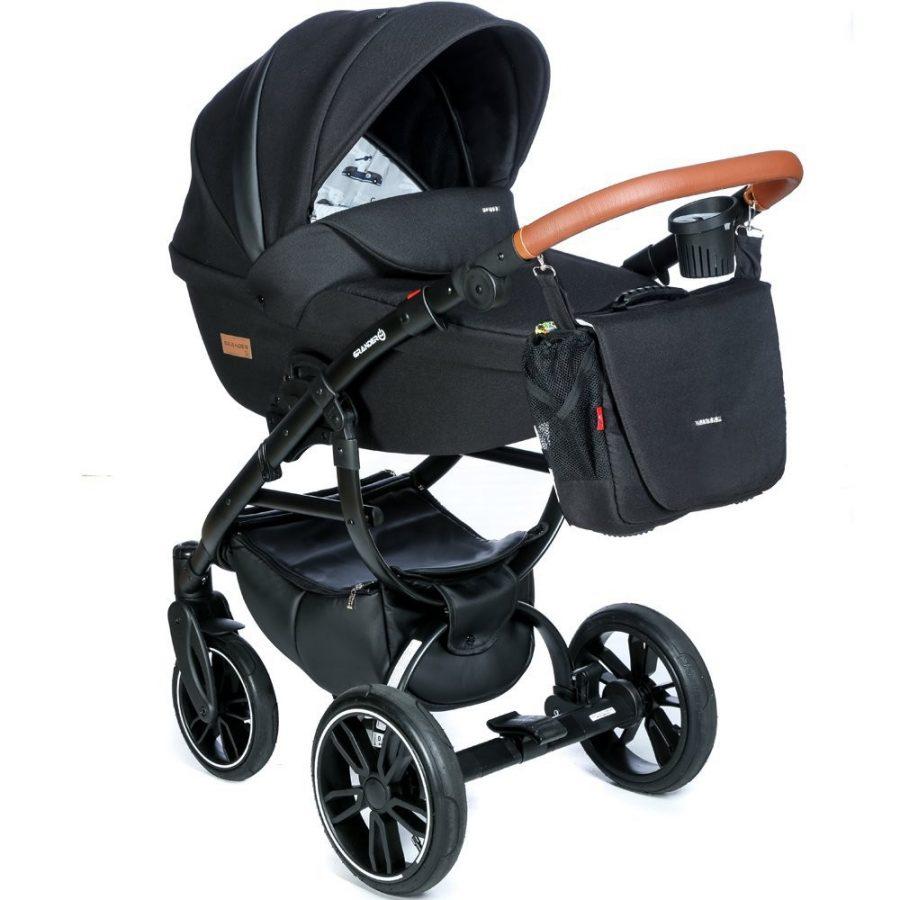 Бебешка количка Tutek GRANDER Play 3в1 G5 AUTA