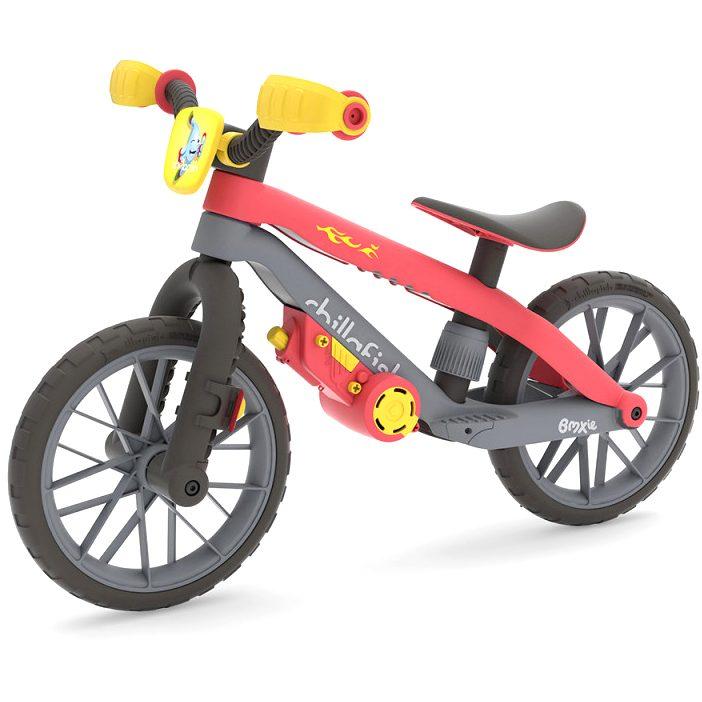 Колело за балансиране Chillafish BMXIE MOTO, Червено