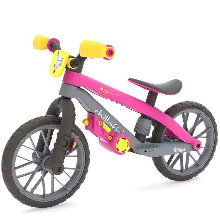 Колело за балансиране Chillafish BMXIE MOTO, Розово