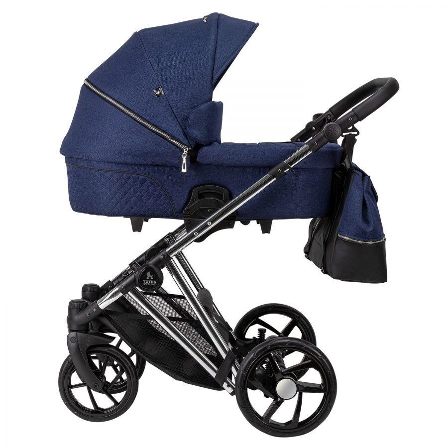 Бебешка количка Tutek DIAMOS PRO 3в1 DPRO3 Jeans