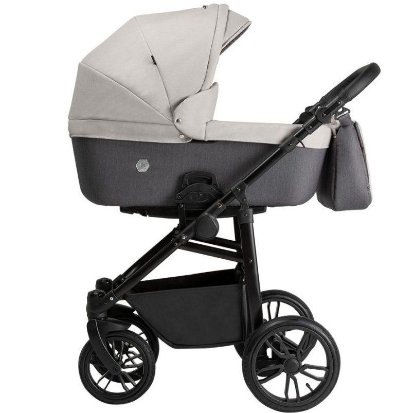 Бебешка количка Tutek XPERO 3в1 XP2 Beige