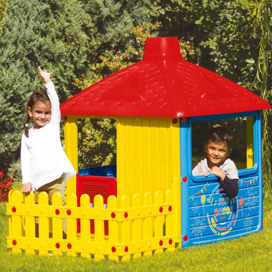 DOLU Градинска къща с ограда CITY HOUSE 3011