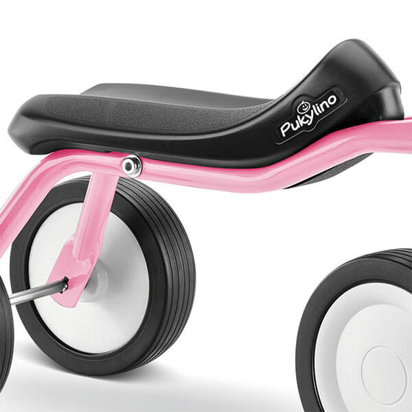 Велосипед с 4 колела PUKYlino – розов