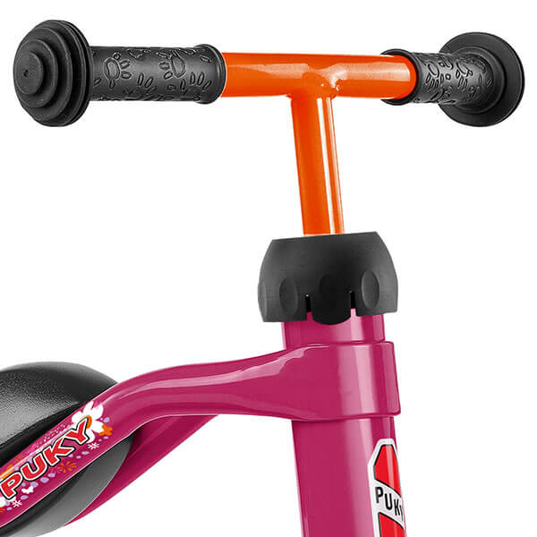 Велосипед с 4 колела PUKY Wutsch – малина