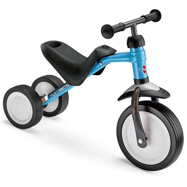 Велосипед с 3 колела PUKYMOTO – синьо
